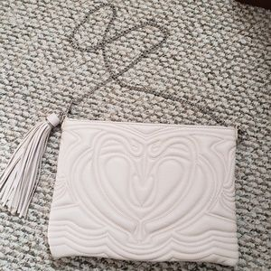 H&M Pale Pink Crossbody Bag